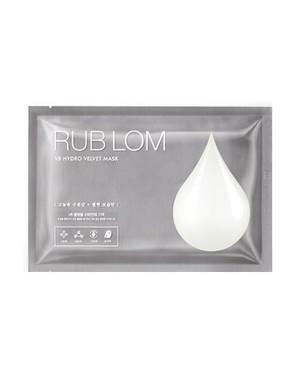 VELLA - Masque Hydro Velvet Rub Lom V8 - 1pc