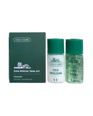 VT - Cica Special Kit - Skin 15ml + Emulsion 15ml