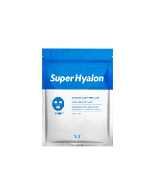 VT Cosmetics - Super Hyalon 7 Days Mask - 7pcs