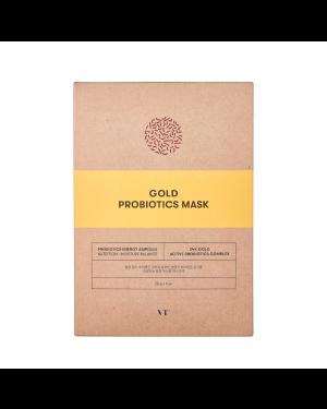 VT - Masque aux probiotiques or - 6pcs