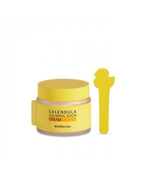 WELLDERMA - Calendula Calming Soon Crème - 80g
