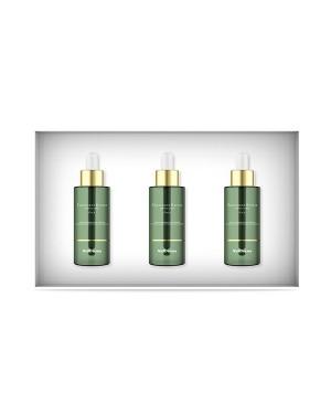 WELLDERMA - Cica Treatment Repair Ampoule Serum Set - 50ml X 3pcs