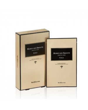WELLDERMA - Honey Ext. Masque essentiel lisse - 10pcs