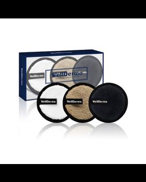 WELLDERMA - Cookie de nettoyage magique - 3pcs