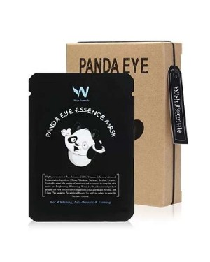 Wish Formula - Panda Eye Essence Mask - 1pack (10pcs)