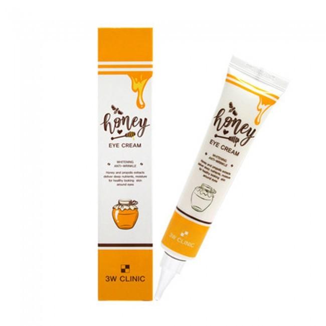 3W Clinic - Crème pour les yeux au miel