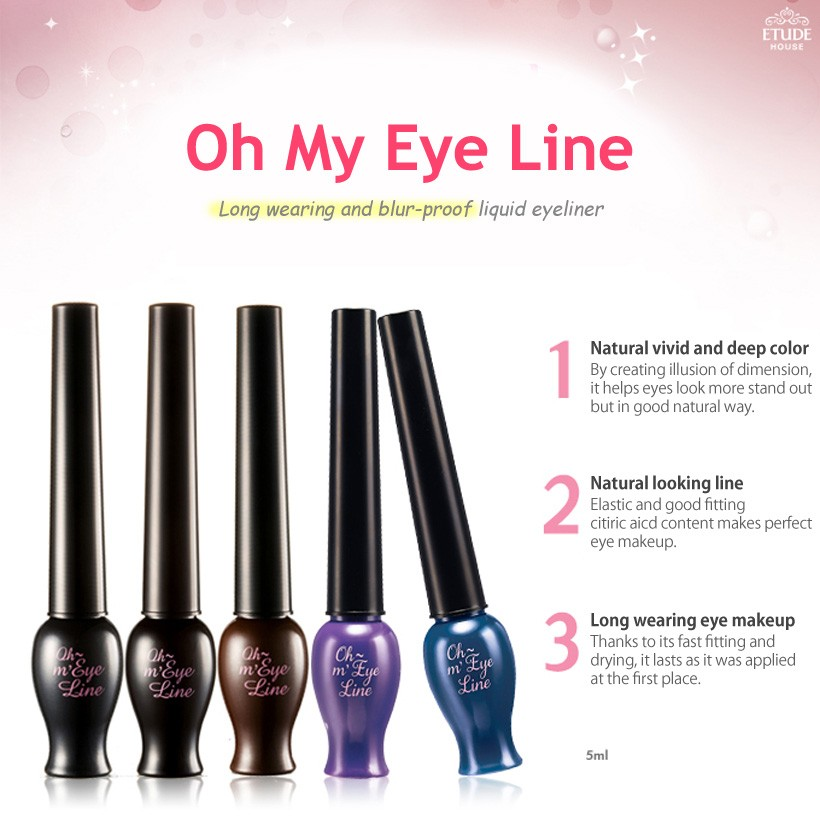 Etude House - Oh M' Eye Line
