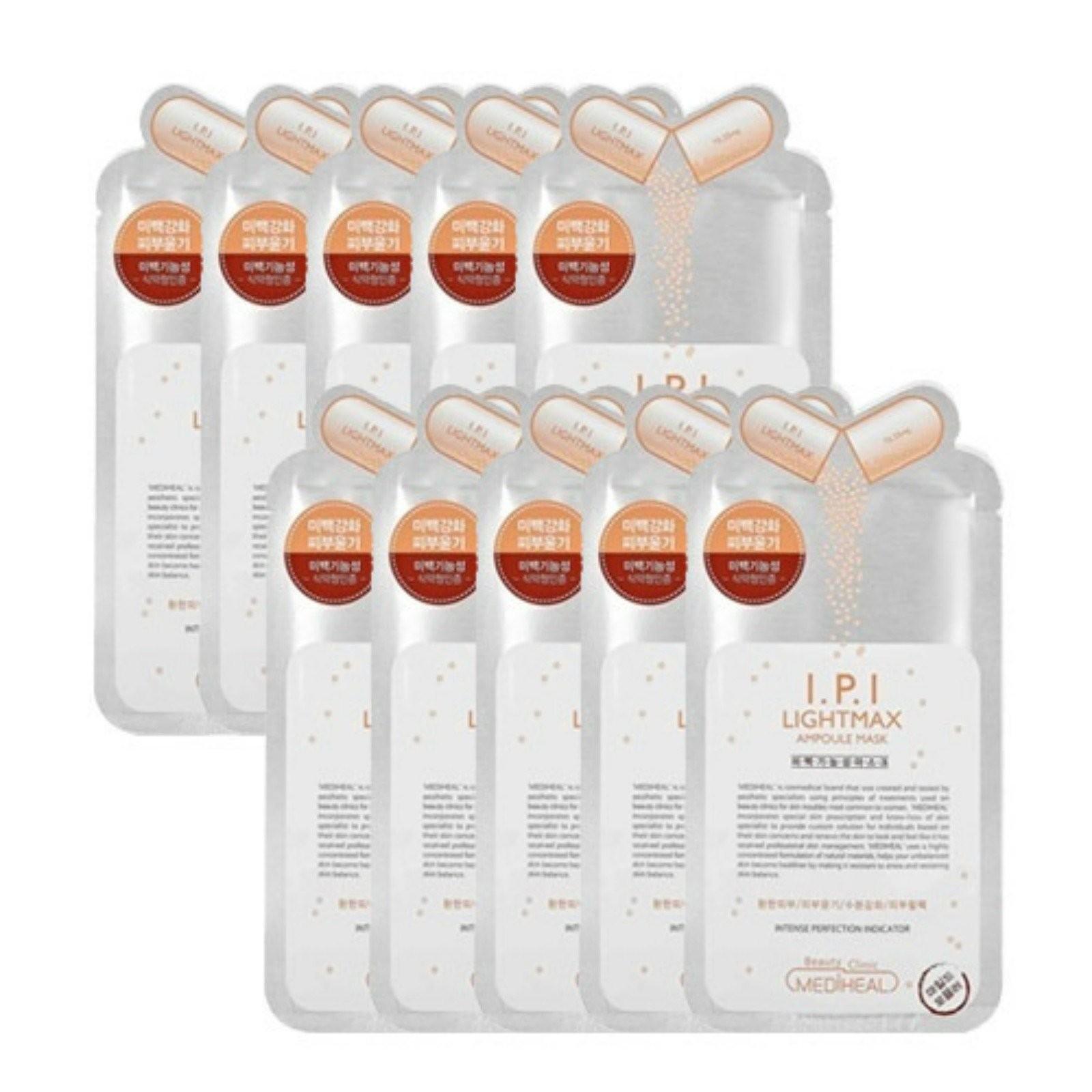Mediheal - IPI Lightmax Ampoule Mask EX Pack