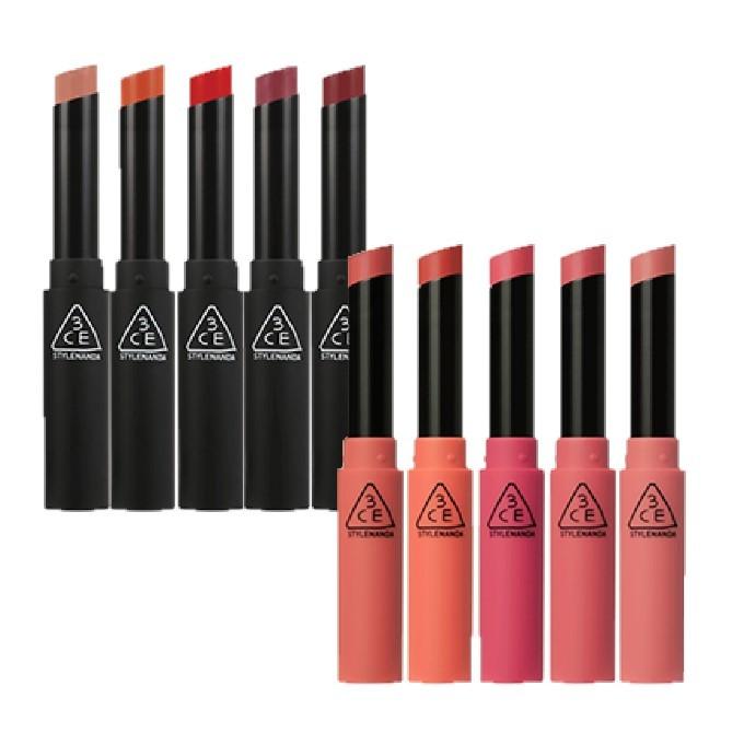 3CE - Slim Velvet Lip Color