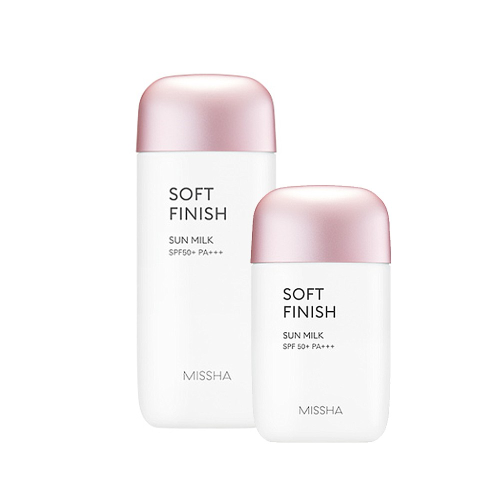 MISSHA - All-Around Safe Block Soft Finish Sun Milk