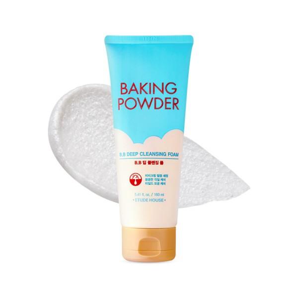 Etude House - Baking Powder BB Deep Cleansing Foam - 160ml