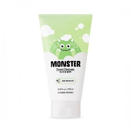 Etude House - Monster Nettoyant mousse