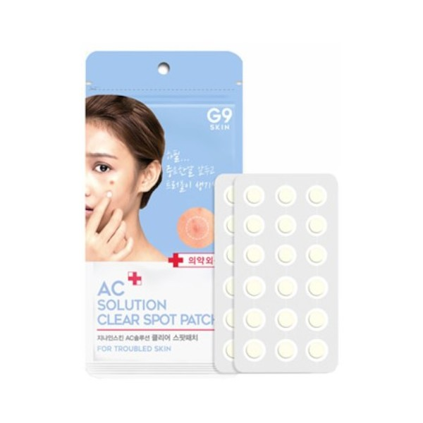 G9SKIN - AC Solution Patch anti-acné clair