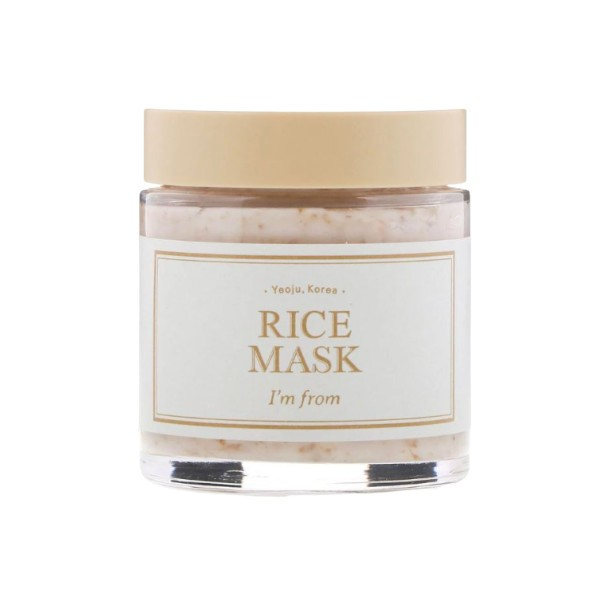 I'm from - Rice Mask