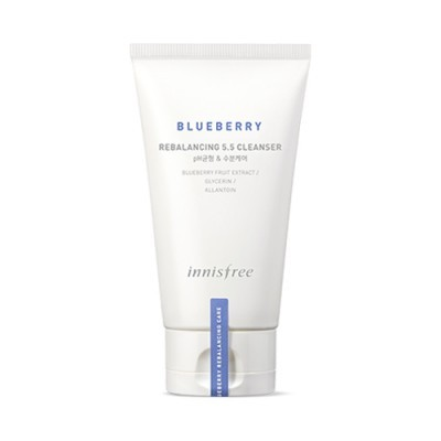 innisfree - Blueberry Rebalancing 5.5 Cleanser