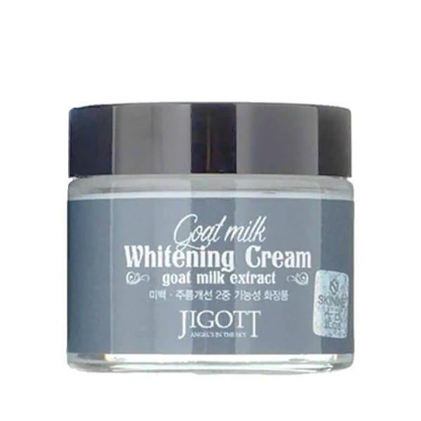 Jigott - Goat Milk Whitening Cream