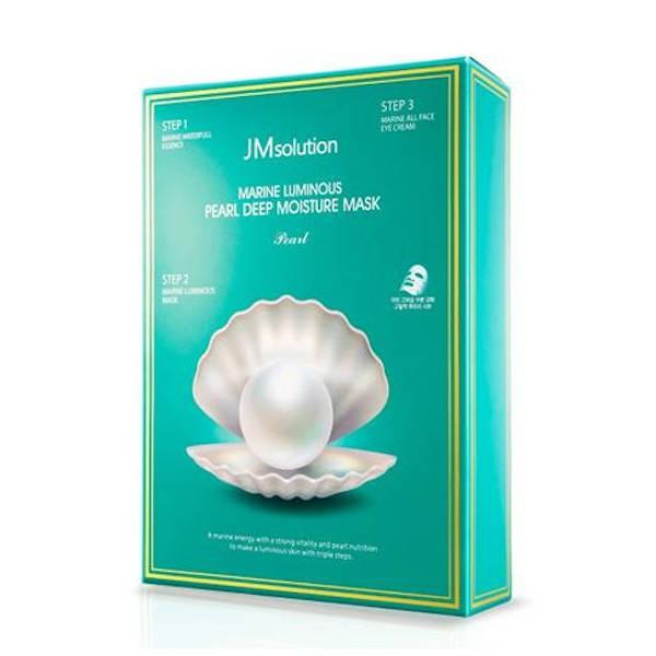JM Solution - Marine Luminous Pearl Deep Moisture Mask Pack