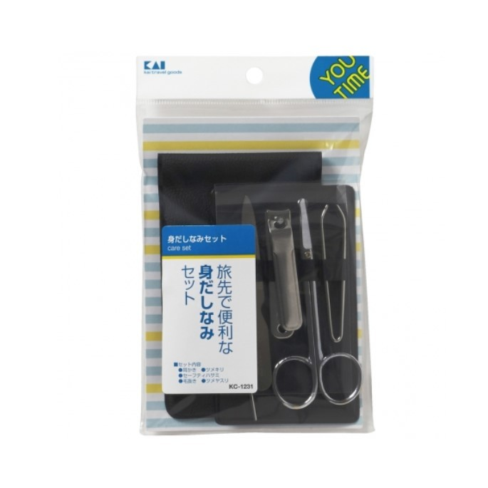KAI - Youtime Manicure Set KC1231