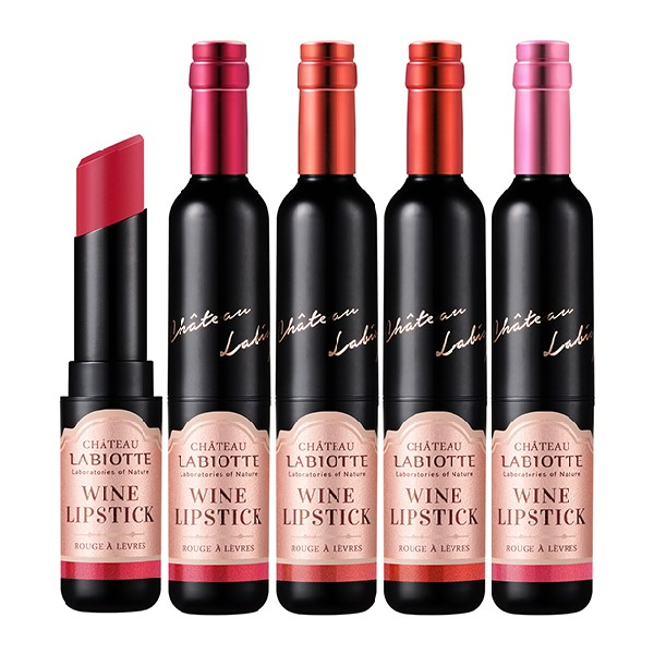 LABIOTTE - Chateau Labiotte Wine Lip Stick