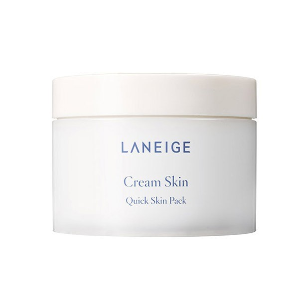 LANEIGE - Cream Skin Quick Skin Pack