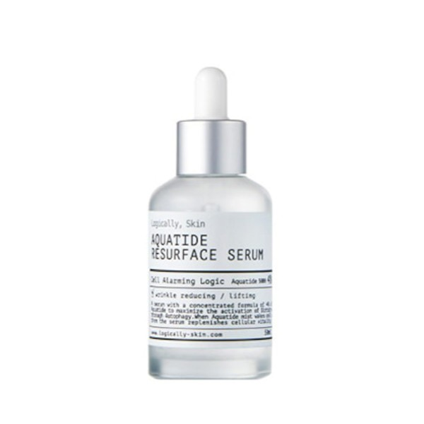 Logically, Skin - Cell Alarming Logic Aquatide Resurface Serum