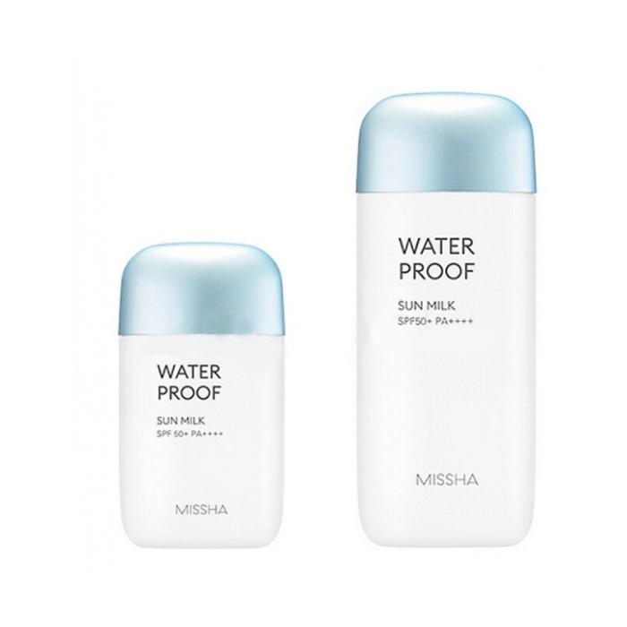 MISSHA - All-Around Safe Block Waterproof Sun Milk