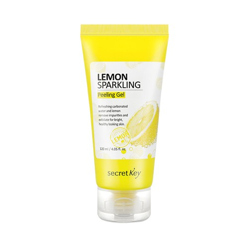 Secret Key - Lemon Sparkling Peeling Gel