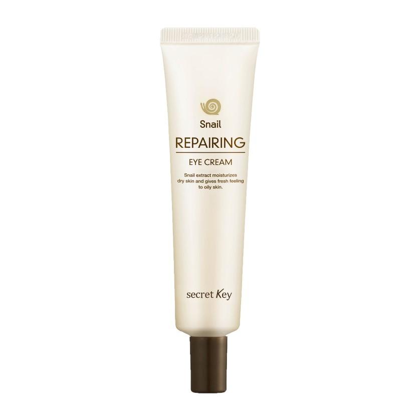 Secret Key - Crème réparatrice pour les yeux escargot - 30 ml