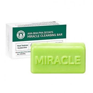SOMEBYMI - AHA, BHA, PHA 30 Days Miracle Cleansing Bar