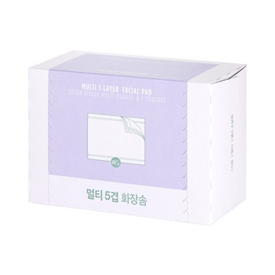 The Face Shop - Multi 5 Layer Facial Pad