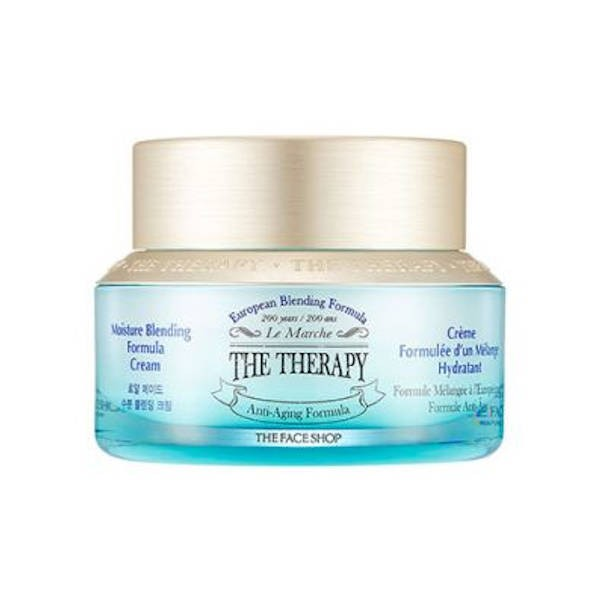 THE FACE SHOP - The Therapy Moisture Blending Formula Cream