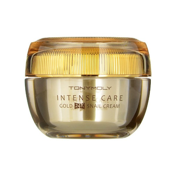 TONYMOLY - Intense Care Gold 24K Snail Cream