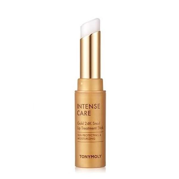 TONYMOLY - Intense Care Gold 24K Snail Lip Treatment Stick