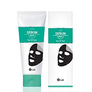 W.Lab - Sebum Out Peel Off Pack