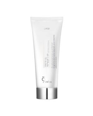 9wishes - White Tone-up Body Serum SPF21 - 150ml