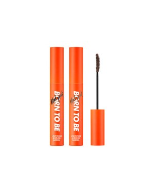 A'PIEU - Born To Be Madproof Mascara allongeant et bouclant - 8g