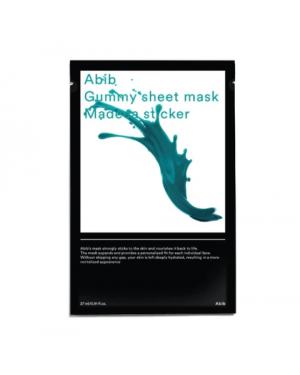 Abib - Gummy Sheet Mask - Madecassoside Sticker - 10pcs