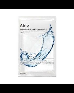 Abib - Mild Acidic pH Sheet Mask - Aqua Fit - 5pcs