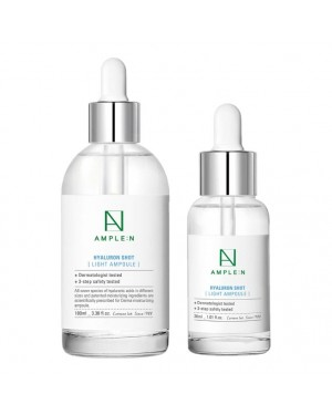AMPLE:N - Hyaluronshot Light Ampoule