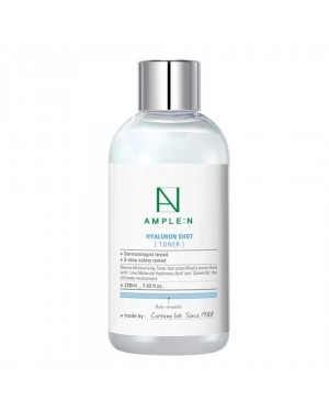 AMPLE:N - Hyaluronshot Toner - 220ml