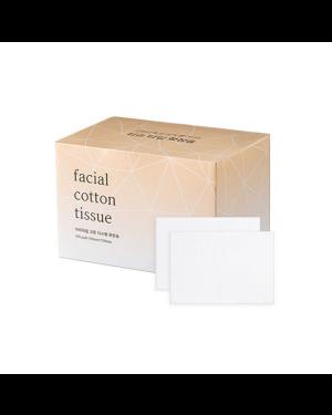Aritaum - Tissu en coton pour le visage - 100pcs