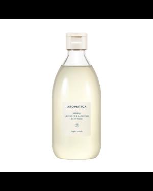 aromatica -  Serene Lavender & Majoran Body Wash - 300ml