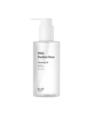 B-LAB - Huile nettoyante pour pores PHA Perfect - 200ml