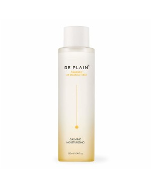 BE PLAIN - Toner Ph-Balanced Camomille - 190ml