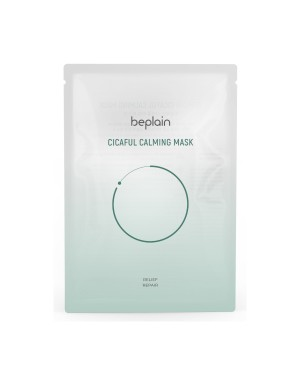 BE PLAIN - Cicaful Masque apaisant - 1pc