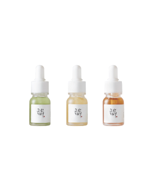 BEAUTY OF JOSEON - Trio de Hanbang - 10ml*3pcs