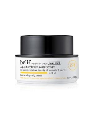 Belif - Aqua Bomb Crème à l'eau Vita - 50ml