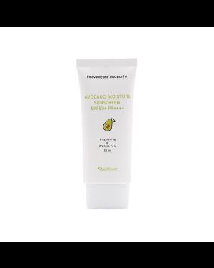 Bellflower - Crème solaire hydratante à l'avocat - 50ml