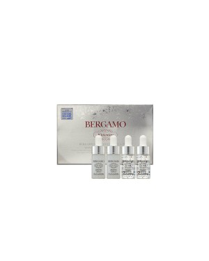 Bergamo - Snow White & Vita-White Whitening Perfection Ampoule Set - 13ml x2 + 13ml x2