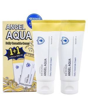BEYOND - Angel Aqua Daily Ensemble de crème céramide - 100ml*2